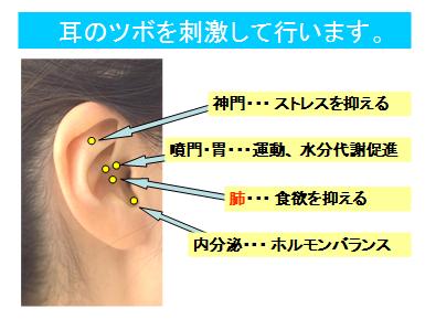 耳 の 中 ニキビ