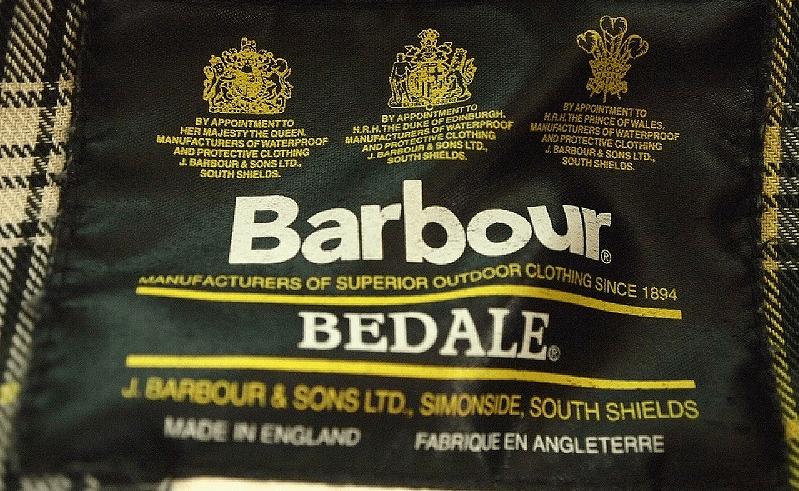Barbourのオイルドジャケットは本当に良いジャケットなのか?