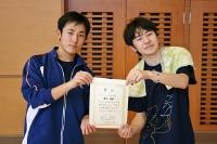 バドミントン男子優勝2年(福島・悴田) (200x133)