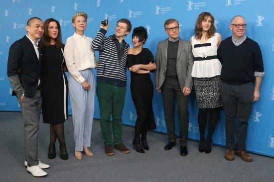 トニーさん@ベルリン映画祭1