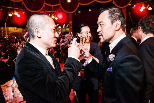 トニーさん&廖凡