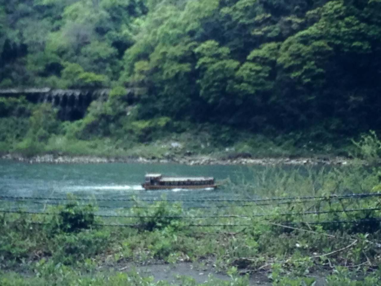 阿賀野川ライン下り