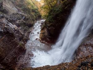 雷滝(裏見の滝) I