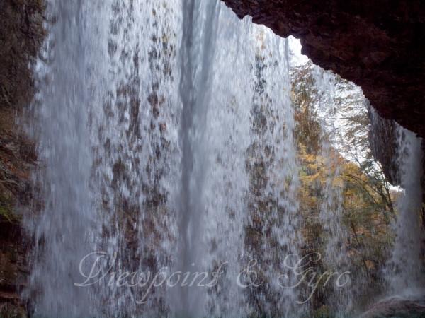 雷滝(裏見の滝) H