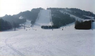 平昌 スキー場