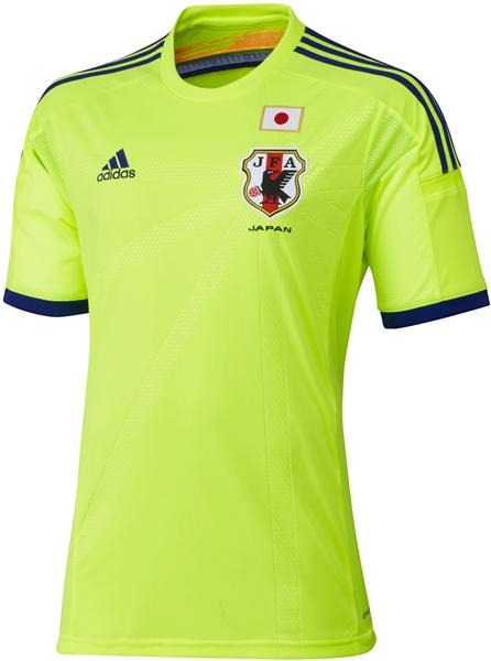 サッカー日本代表ユニフォーム1