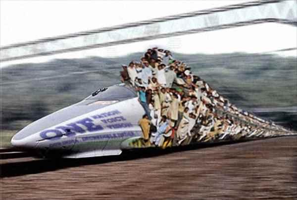 インド高速鉄道