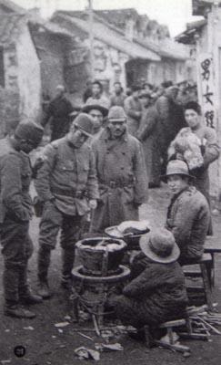 南京入城8 日本兵相手の商売