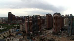 中国 ゴーストタウン1
