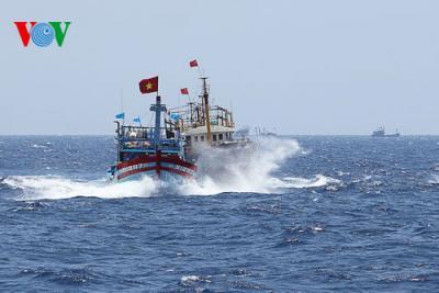 中国漁船衝突 ベトナム漁船
