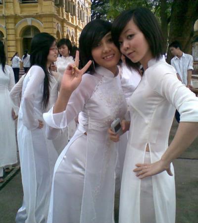 アオザイ ベトナム美人