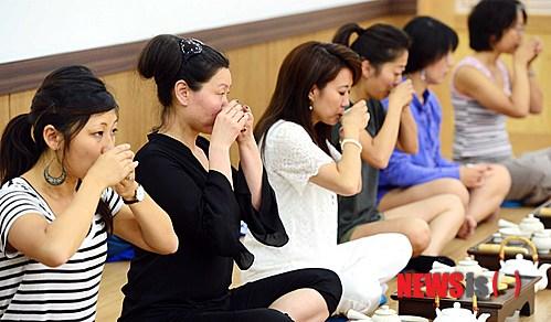 韓国茶道1 朝鮮呑み