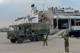 宮古島 12地対艦ミサイル