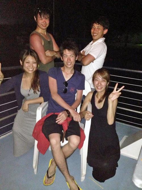 船上美男美女cc