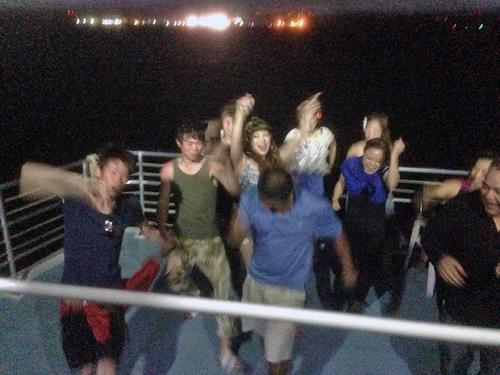 船上ダンスcc
