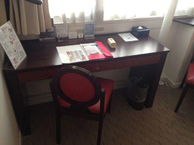 作業用の机