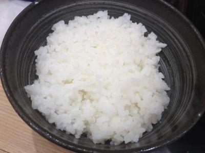 牛すき鍋膳 ご飯