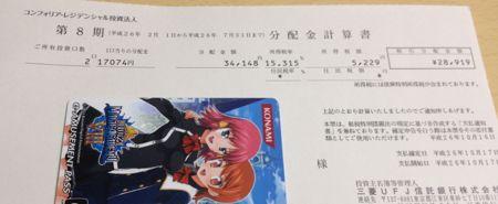 3282 コンフォリア・レジデンシャル 分配金