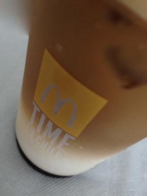アイスカフェモカ Mサイズ
