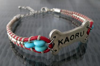 KAORU 青・赤