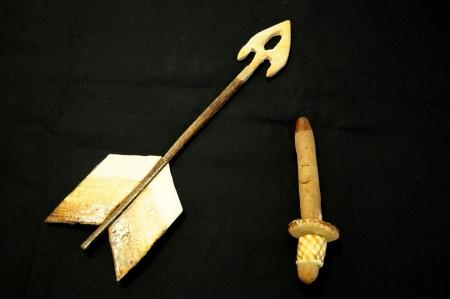 Arrow and Sword