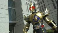 黄金の剣士、誕生!!