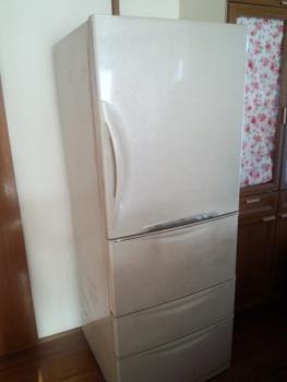 20140314冷蔵庫~~♪
