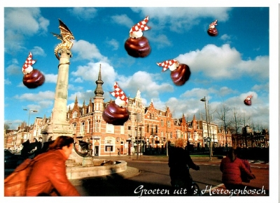 【postcrossing(received)】No.631