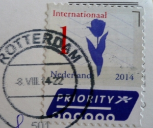 【postcrossing(received)】No.630-1