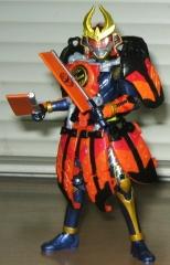 AC仮面ライダー鎧武カチドキアームズ(旗を持つ)