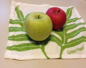 りんごあおりんご