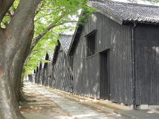 18.山居倉庫