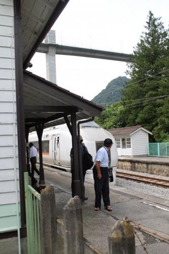 川原湯温泉駅⑧