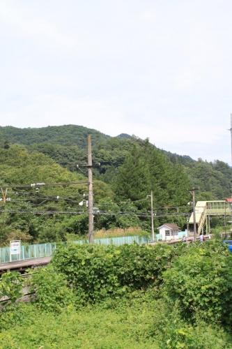 川原湯温泉駅④