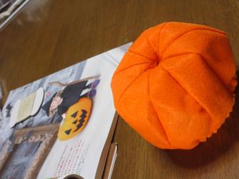 ハロウィンのかぼちゃ5