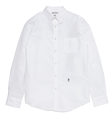 SH04 BASIC SHIRTS BY T_MASON WHT_R