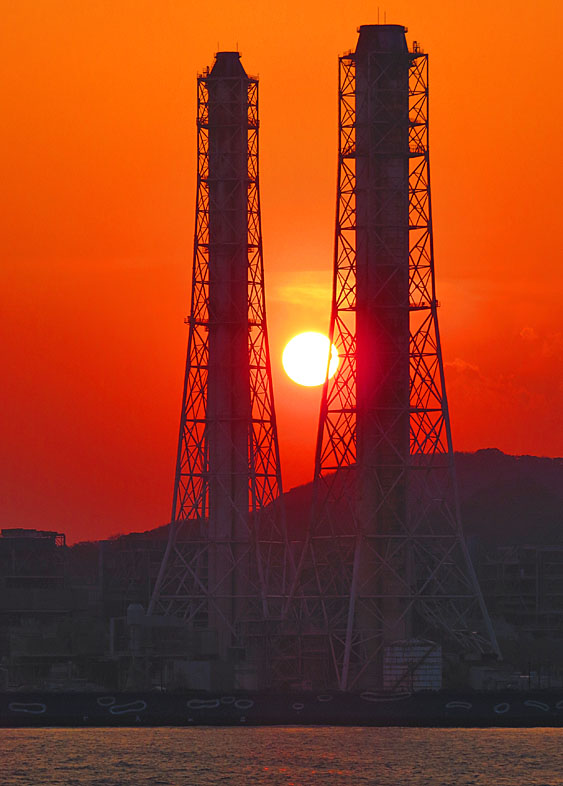140316夕陽2