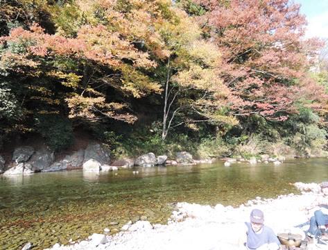 秋川渓谷②