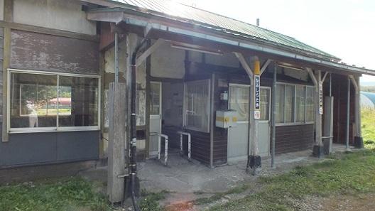 上白滝駅 (1)