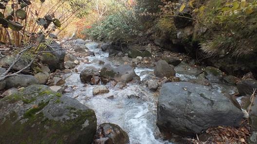 ニセコイオウ川湯滝 (6)