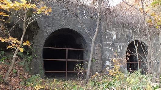 蘭法華トンネル (2)