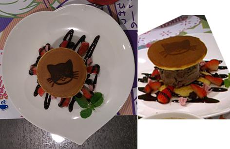 ソラタパンケーキ