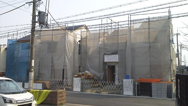 プラネシーン高槻LINKの建物