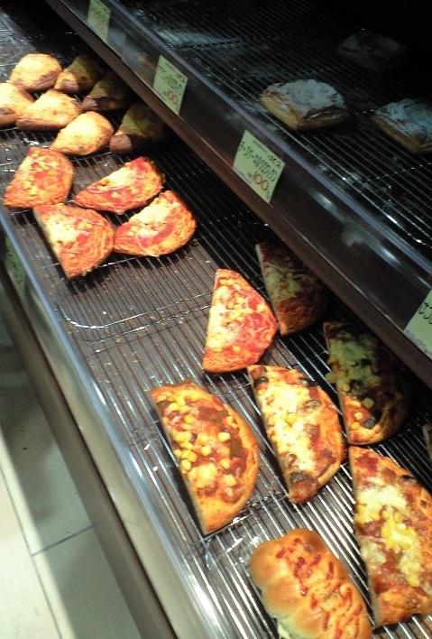 上牧焼きたてパン『はぐみ』新規開店