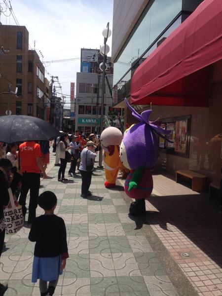 松坂屋高槻店 35周年記念イベント_05