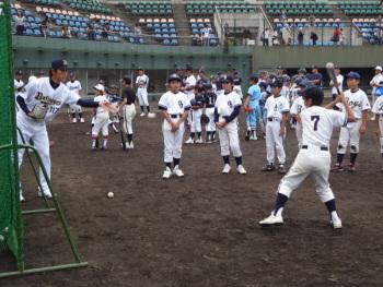 高槻にプロ野球がやって来る!!