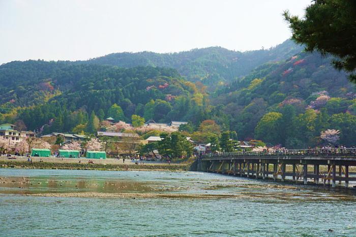 嵐山風景 その1