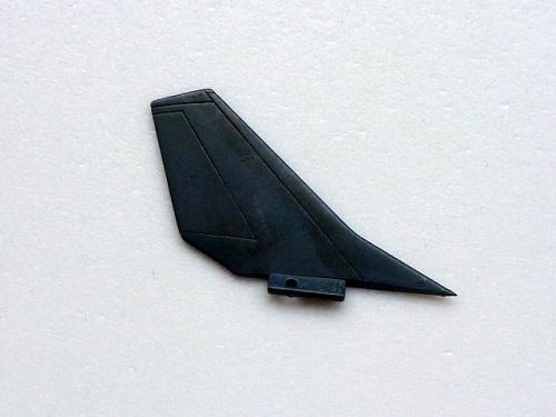 垂直尾翼 スミ入れ