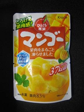 ひとくち果実マンゴー