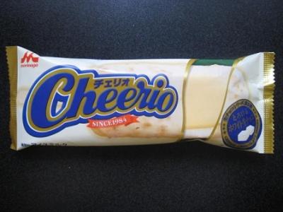チェリオとろけるホワイト生チョコ